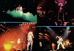 Led Zeppelin 1977 Tour Programme