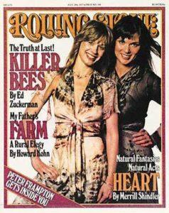 Heart, Rolling Stone 1977